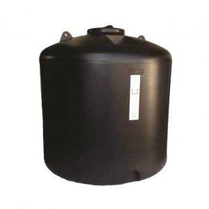 Serbatoio pe atossico cilindrico verticale da interro
